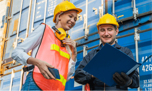 employee experience shipping industry