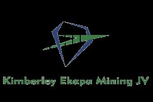 kimberley Ekapa Mining logo