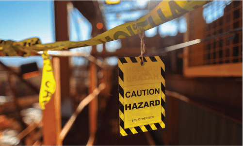 health and safety reporting