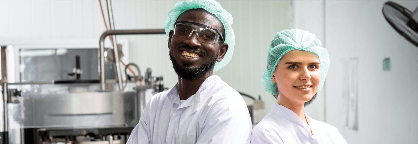 food workers